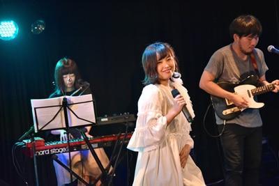 脇田もなり『I am ONLY』Release Party」の様子。
