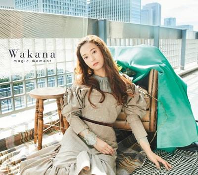 Wakana「magic moment」初回限定盤A