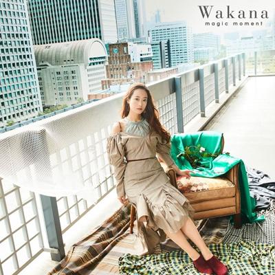 Wakana「magic moment」初回限定盤B