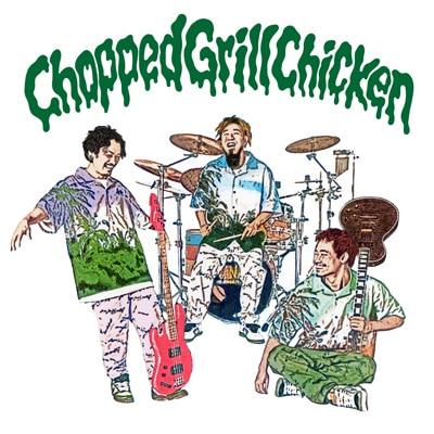 WANIMA「Chopped Grill Chicken」初回限定盤
