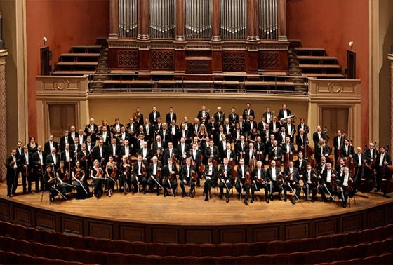 チェコ・フィルハーモニー管弦楽団 ©Vaclav Jirasek