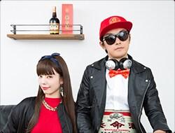MC YomayとDJ Shu