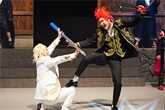 「最初で最後のミュージカル KOUGU維新±0 ~聖夜ヲ廻ル大工陣~」より。