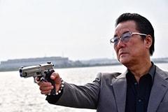 映画「アウトレイジ 最終章」より、白竜演じる李。