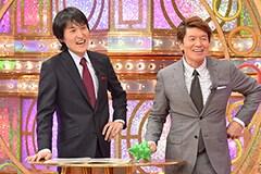 (左から)千原ジュニア、ヒロミ。© 中京テレビ