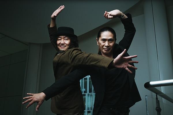 SAM&近藤良平インタビュー