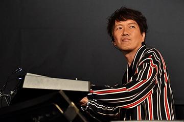 2ndライブ「SECOND」より濱田貴司。