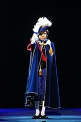 ミュージカル『黒執事』-Tango on the Campania-」より、内川蓮生扮するシエル・ファントムハイヴ。©2017 枢やな/ミュージカル黒執事プロジェクト