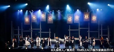 「BLEACH」の歌唱シーン。©久保帯人/集英社・RMBLEACH製作委員会2016