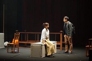 劇団た組 第19回目公演「今日もわからないうちに」より。
