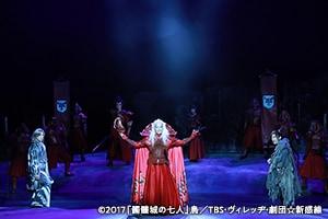 「劇団☆新感線『髑髏城の七人』Season鳥」より。(撮影:田中亜紀)